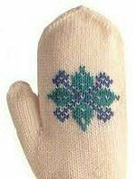 HOW TO FINISH KNITTING MITTENS / HandWork Art