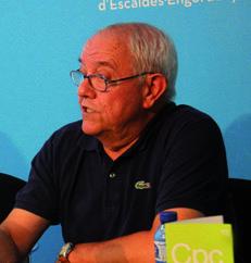 Xavier Mestres, ambaixador de la Ruta del Xató 1999-2000