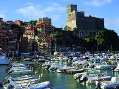 Romantiek en poëzie aan de Liguurse Riviera: Lerici, Perla del Golfo | GRANDE