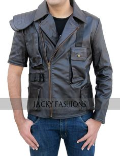 """http://www.ebay.com/itm/Tom-Hardy-Mad-Max-Fury-Road-Jacket-Available-in-All-Sizes-/262406042425  To create impact on your appearance, this tom hardy mad max fury road jacket is an outstanding choice. In the Movie """"Mad Max: Fury Road""""  #TomHardy  #MadMax  #FuryRoad #Jacket"""