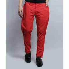 PP 005 Men's Jodhpuri Pants Crimson
