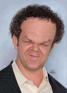 John C. Reilly by Vincent Altamore