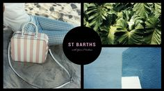 Barths is a magnet for fashion lovers. Yasu Michino bags are getting popular with the trendy crows of Paris, Tokyo and New York. St Barths, Great Restaurants, Beach Fun, Luxury Designer, Island, Lifestyle, Bags, Fashion, Handbags