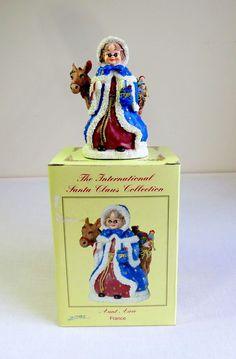 Aunt Airie France 2002 International Santa Claus Collection SC58, 2002