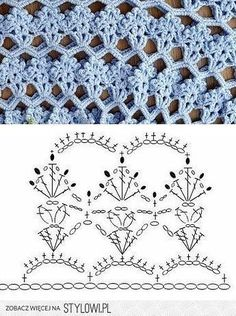 Watch This Video Beauteous Finished Make Crochet Look Like Knitting (the Waistcoat Stitch) Ideas. Amazing Make Crochet Look Like Knitting (the Waistcoat Stitch) Ideas. Crochet Stitches Chart, Crochet Motifs, Crochet Diagram, Tunisian Crochet, Knitting Stitches, Crochet Lace, Knitting Patterns, Crochet Patterns, Knitting Charts