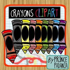 This free clipart collection features an array of very jolly crayons! Great for classroom projects, Back-to-School bulletin boards, newsletters, and more. This clipart set includes a total of 10 unique, high-quality images (9 full-color, 1 B&W)!All images are in png formats so they can be easily dragged-and-dropped into your projects and lessons.For commercial use, please provide a link/credit back to my TpT shop.Check out more School Supplies Clip Art!