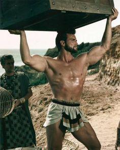 STEVE REEVES is Hercules