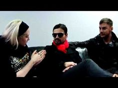 TATTOOTV: Interview With Tomo Milicevic & Shannon Leto (Part 2) watch for close up of Shannon ;) damn