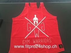 Neu in unserem Onlineshop - Gym Generation Tank Tops in diversen Farben  www.fitpro24shop.ch