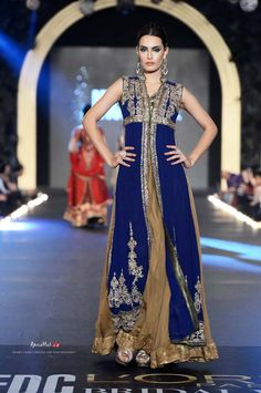 Asifa & Nabeel is among the nice brands in Pakistani fashion industry. Recently, we saw Asifa & Nabeel bridal dresses at PFDC L'Oreal Paris Bridal Week Pakistani Bridal Lehenga, Pakistani Couture, Pakistani Outfits, Indian Outfits, Eid Outfits, Walima, Bridal Fashion Week, Fashion Wear, Fashion Models