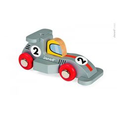 JANOD Story F1 Racing Car  #toys2learn #janod #story  #racing  #car  #vehicle  #toys  #toy  #play  #childern  #child  #kids  #gift