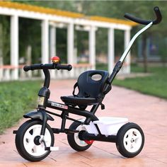 129.26$  Watch now - http://aliqoz.worldwells.pw/go.php?t=32762877342 - Luxury kinderwagen Multi - function baby tricycle children tricycles 1-3-6 years old baby trolleys bikes/baby stroller 3 in 1/