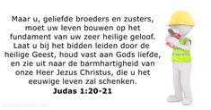 Judas 1:20-21 - dailyverses.net
