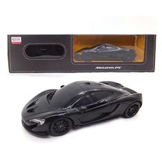 Licensed 1/24 RC Car Remote Control Toys Cars On the Radio Controlled Voiture Telecommande Toys For Boys Mclaren P1 75200