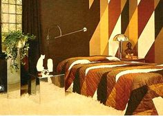1970 Bedroom set | Lisa's Nostalgia Cafe - 1970s Bedrooms