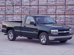 2000 chevrolet silverado 1500 fuel economy