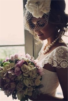 Beautiful bride. From Yes to I Do, Beauty.com has the perfect accessories and products for every bride.