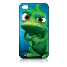 Tangled Pascal Hard Case Cover Skin for Iphone 4 4s Iphone4 At Sprint Verizon Retail Packing