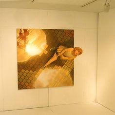 peintures 3D shintaro ohata 2   Peintures en 3 dimensions de Shintaro Ohata   Shintaro Ohata Sculpture photo peinture image 3D
