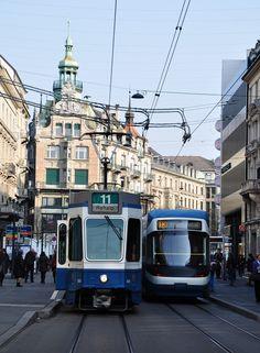 Beautiful World, Beautiful Places, Light Rail, Prague, Trip Planning, Switzerland, Travel Inspiration, Around The Worlds, Street View