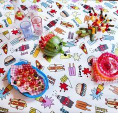 Kitsch Kitchen | Kitsch Kitchen colourful home decoration