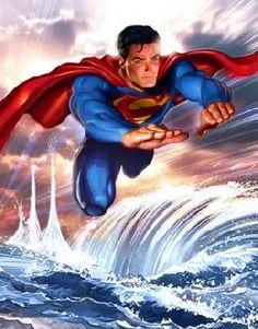 Superman by Greg Horn