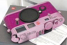 Leica Hello Kitty