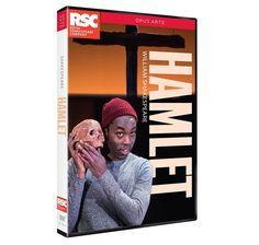 Hamlet (DVD, 2016) | Shop | Royal Shakespeare Company