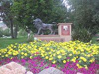 Lions Park in Golden