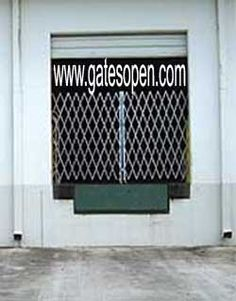Metal Security Gates Offer Employee Safety Measures