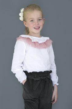 Nueces moda infantil, os presento la colección otoño-invierno