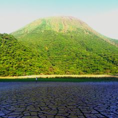 Bulusan Volcano Natural Park, Bicol, Philippines #nature #travel #Philippines #Mountain #Volcano Wanderlust Travel, Mount Rainier, Philippines, Meditation, Environment, Tropical, Culture, Mountains, Country