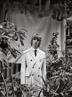 Savage Garden. Dior Homme. Photo by Bruno Staub. Styling by Mauricio Nardi. For Hercules Magazine.  menswear mnswr mens style mens fashion fashion style editorial dior diorhomme