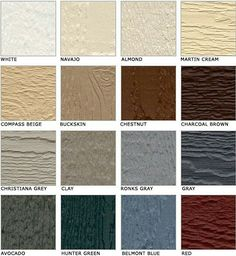 Lp smartside color choices excellent exteriors Engineered wood siding colors