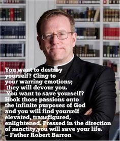 Fr.Barron Quote