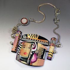 barbara mcguire polymer clay - Google Search