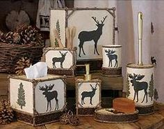 cabin decorating items | lodge and cabin accessories moose cabin decor