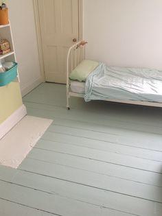 Farrow and Ball floor paint