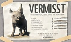Seit Anfang des Jahres verschwanden über 300 Nashörner und über 10.000 Elefanten aus den Savannen und Wäldern Afrikas. Hilf uns bei der Suche: www.wwf.de/wildtiermafiastoppen