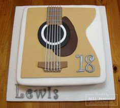If I had the money to buy fondant and stuff I would make this for my brother's   birthday.