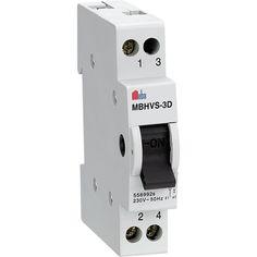 Meba electrical isolator MBHVS