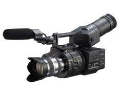 Sony NEX-FS700EK avec optique