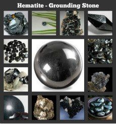This stone is best known as a grounding stone. It has a calming effect on people's minds. Altogether this may help keep someone focused and keep someone's mental state healthy. This stone may also help with math and thinking. It will help balance your mind, body and spirit connection, enhances mental capabilities  original thinking.   Hematite has also been known to decrease negative energies. This is actually one of the main uses of this stone for me. ~skymomma