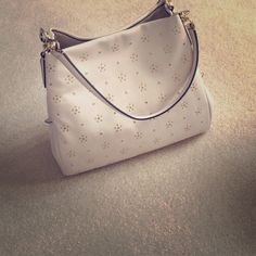 Coach all over studded phoebe leather bag  Brand new with tags!  Coach Bags