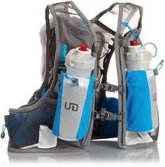 Mochila De Hidratação Ultimate Direction Sj 2.0 Ultra Vest - Scott Jurek