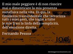 Cartolina con aforisma di Fernando Pessoa (4)