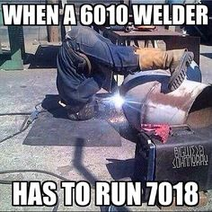 No automatic alt text available. Welding Memes, Welding Funny, Welding Works, Welding Trucks, Pipe Welding, Welding Rigs, Welding Art, Welding Projects, Funny Picture Quotes