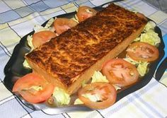 Receta de Pastel de mar French Toast, Breakfast, Recipes, Primers, Queso, Fish Recipes, Meals, Cold Cuts, Cod