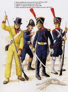 Fucilieri di Marina della guardia imperiale francese