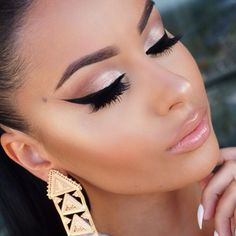 Beautiful Summer Makeup Inspiration #makeup